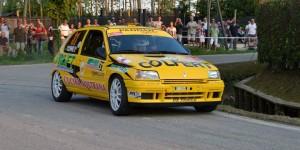 Mirko Carraro conquista il podio al Rally Città di Scorzè