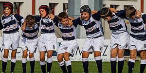 Mogliano Rugby alla conquista del Super Challenge U14