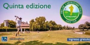 Cucina Nostrana partner della 5° Pro-Am Laboratorio Italia Golf Cup