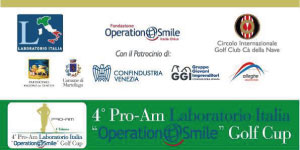 4° Pro-Am Laboratorio Italia Operation Smile Golf Cup