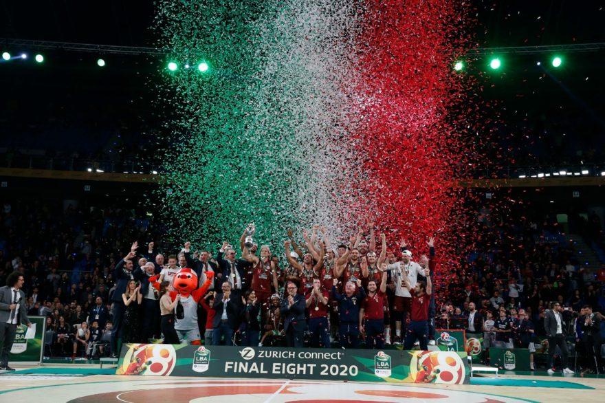 Umana Reyer vince la Coppa Italia