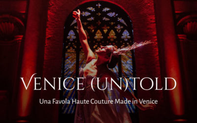 Cucina Nostrana sostiene Venice (un)told